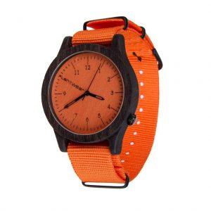 Heritage Series – Orange edition – Ebony 2