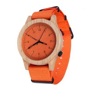 Heritage Series – Orange edition – Oak 2