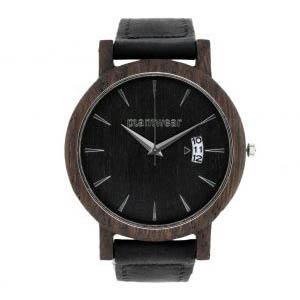Drewniany-zegarek-seria-royal-czarny-dąb-1