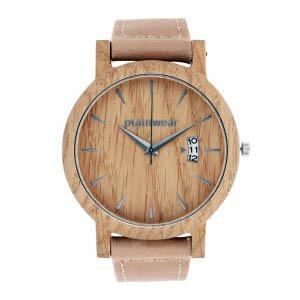 Drewniany-zegarek-seria-royal-dąb-1