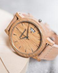 Drewniany-zegarek-seria-royal-dąb-3
